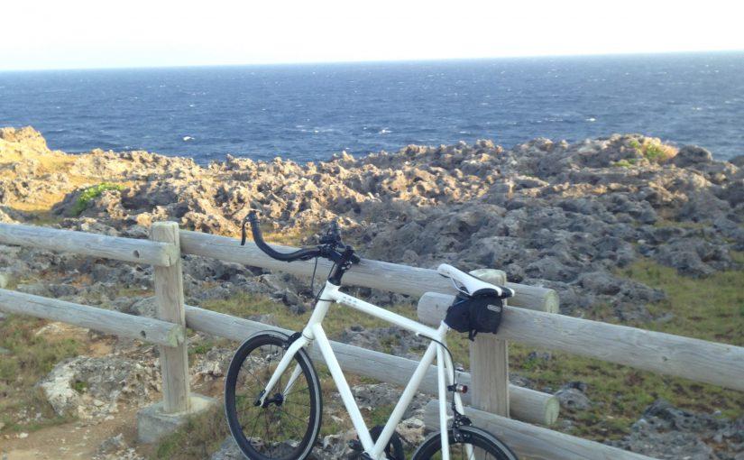 ロードバイクと別に持っている自転車ミニベロ弐号機(通勤とか用)